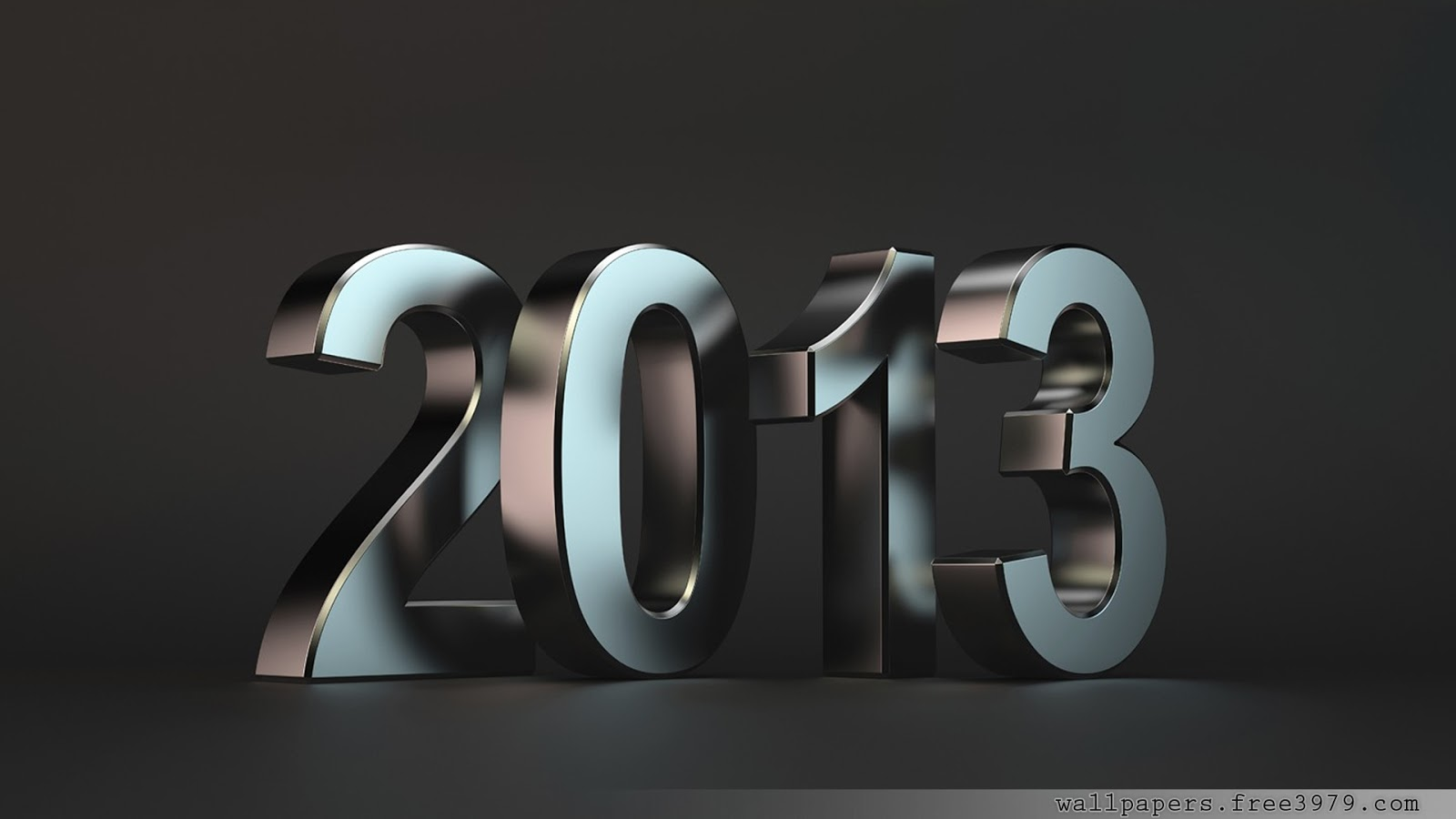 2013. New Year 2013