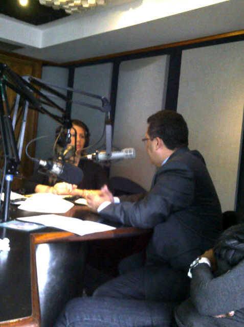 Entrevista de Kyz FM 101.5