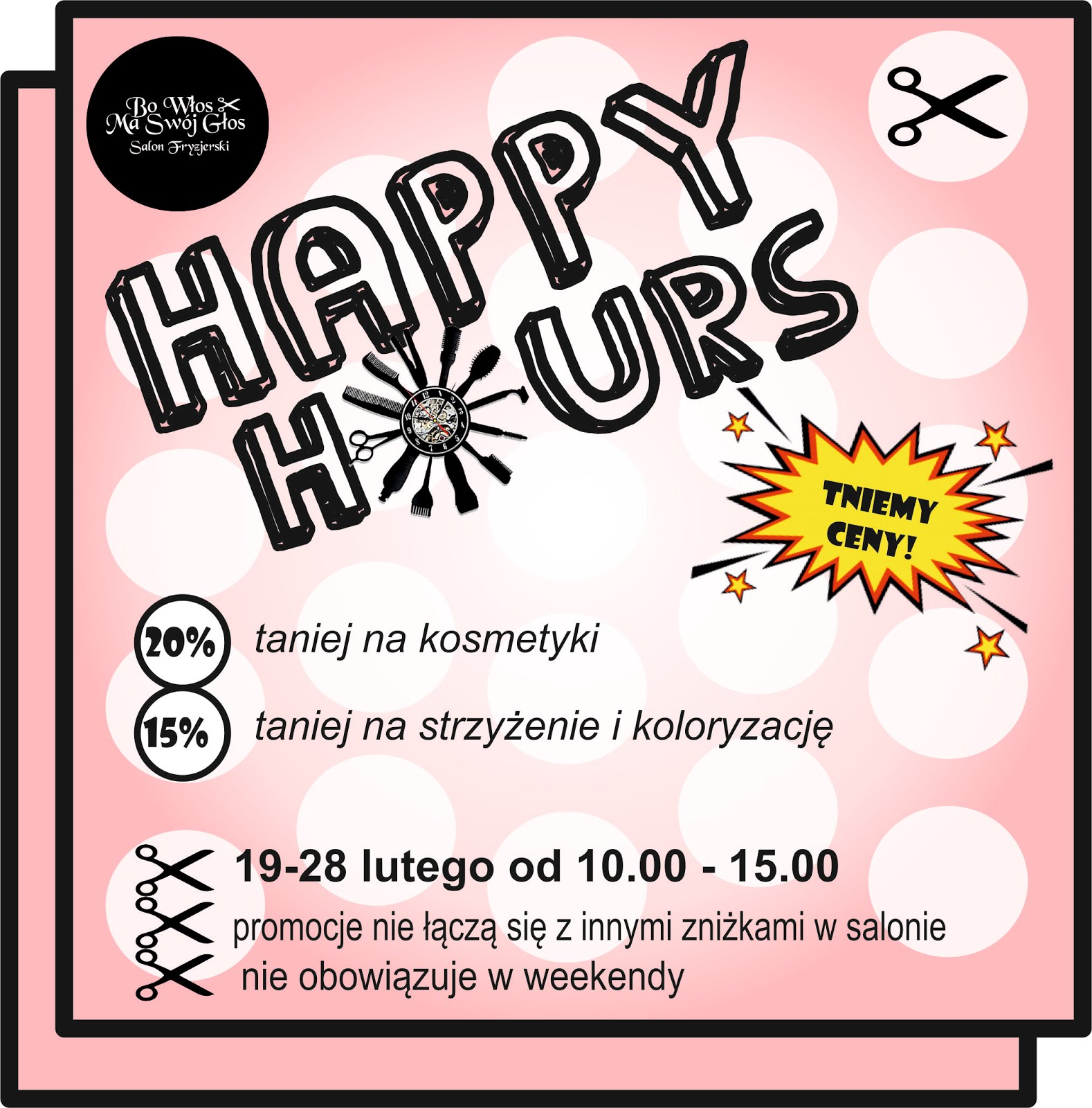 Happy Hours w Poznaniu!