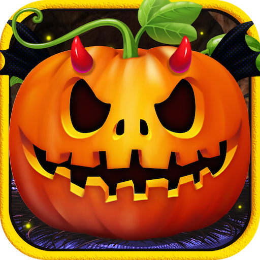 halloween pumpkin salon