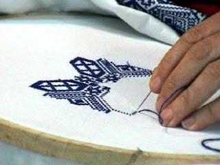الطرز المغربي