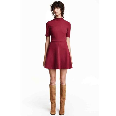 vestidos de H&M última tendencia