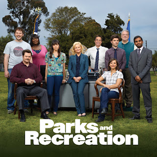 un pic nic con le erbe di campo per parks and recreation!