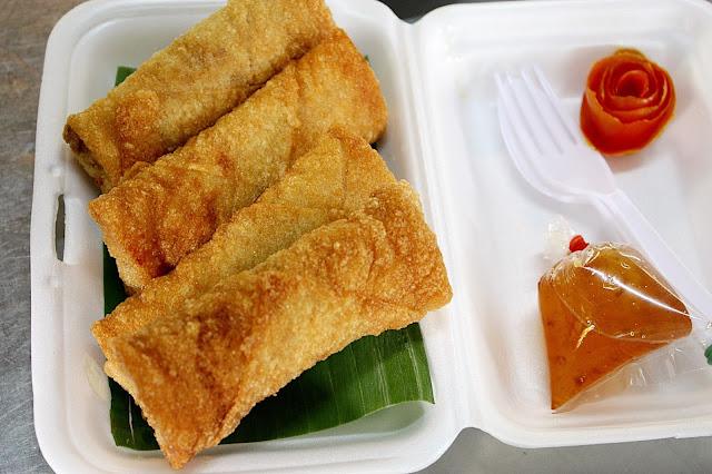 Thai Spring Rolls Recipe