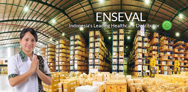 Lowongan Kerja Sales Force PT Enseval Putera Megatrading Padang Sumbar