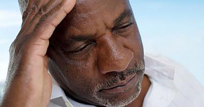 Concerned Black man