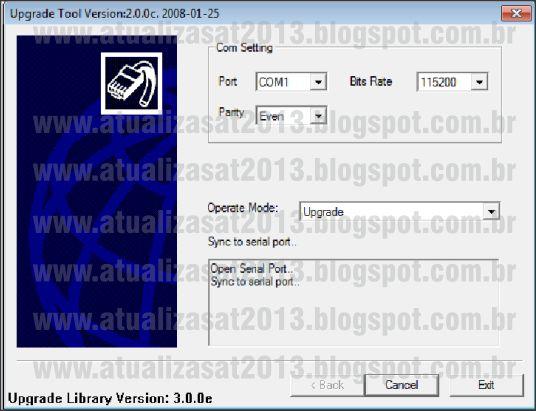 Clique Em CONNECT E Ai Ligue Seu Evoluion Box Ev 920 C Na Tomada