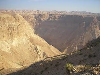 اكتشاف موقع مدن قوم لوط بالأردن