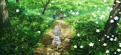 Phim Anohana The Movie: The Flower We Saw That Day