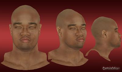 NBA 2K13 Jarrett Jack Cyberface Mod