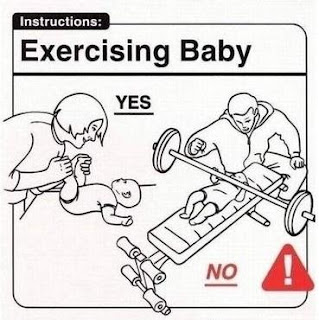 Funny Essential Baby Guide Instructions