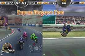 3d motoracing evolved java games