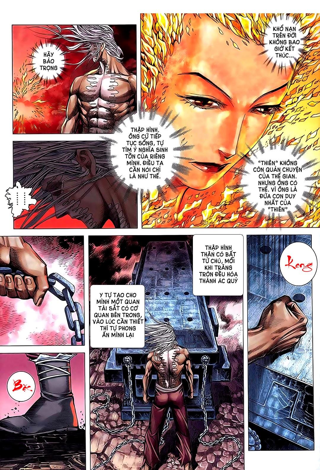Phong Thần Ký chap 182 – End Trang 11 - Mangak.info