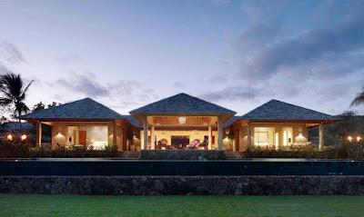 Tropical Classic Hawaiian Descend House 10