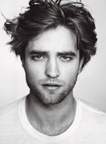 Robert Pattinson Hot