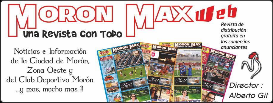 MORON MAX WEB