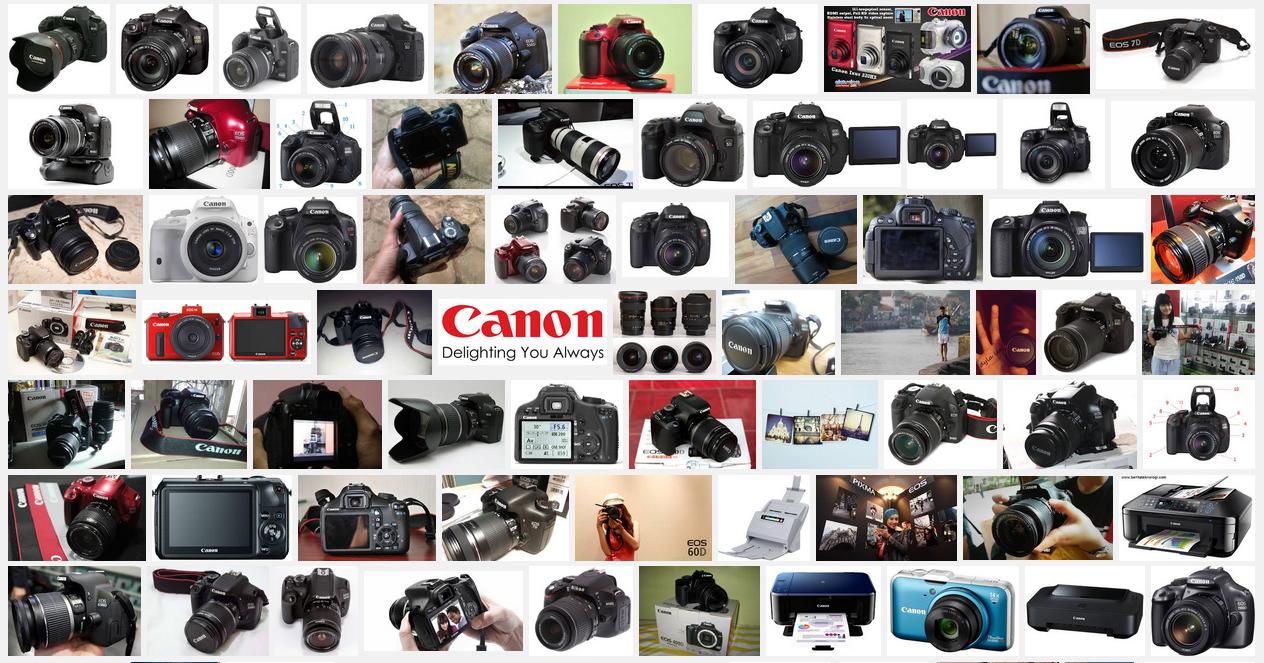 Background Desktop Canon Digital camera