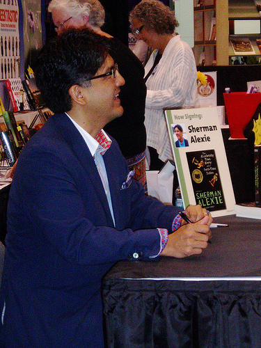 Sherman Alexie S Essay Superman And Me