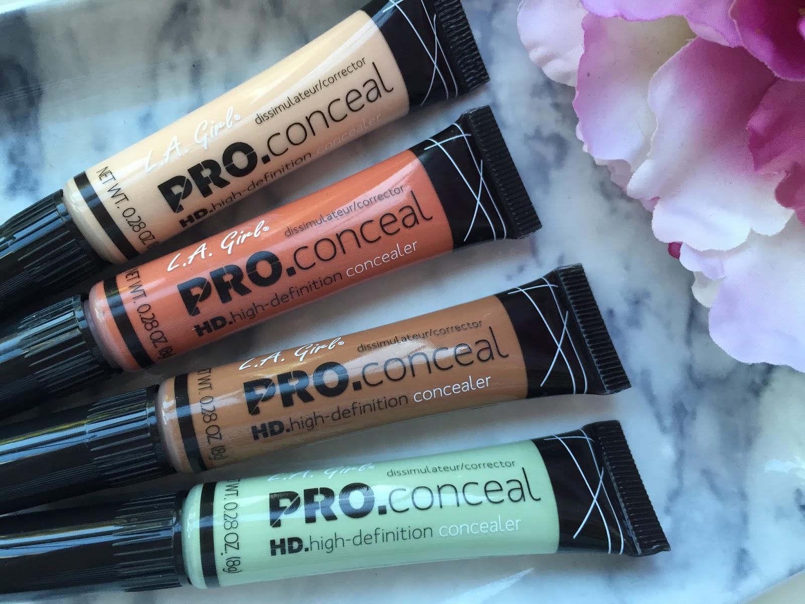 LA Girl Cosmetics Pro Concealer