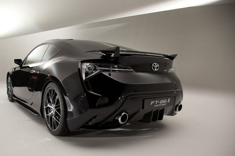 TOYOTA FT-86 II HD WALLPAPER