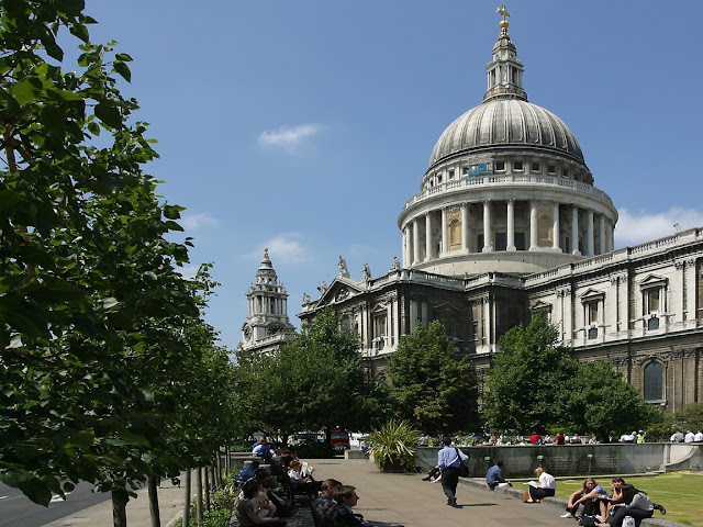 St. Paul's Cathedral - Londres