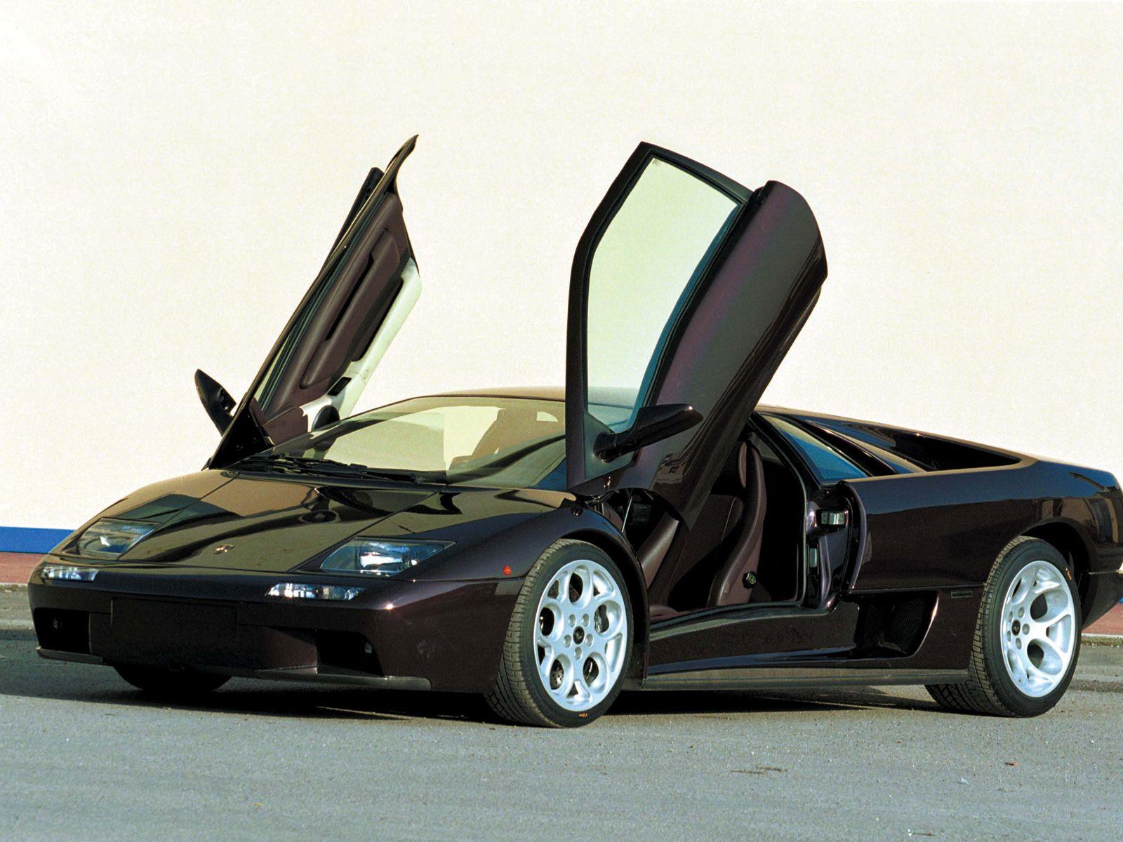 Lamborghini Diablo Wallpapers Sports Car Car