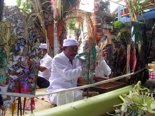 Wayang Bali
