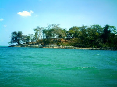 Datu Island, Batakan Beach, Tanah Laut, South Kalimantan