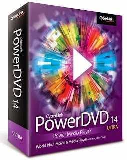Free Download CyberLink PowerDVD 14.0.3917.58 Ultra Multilingual Full Patch - Poster