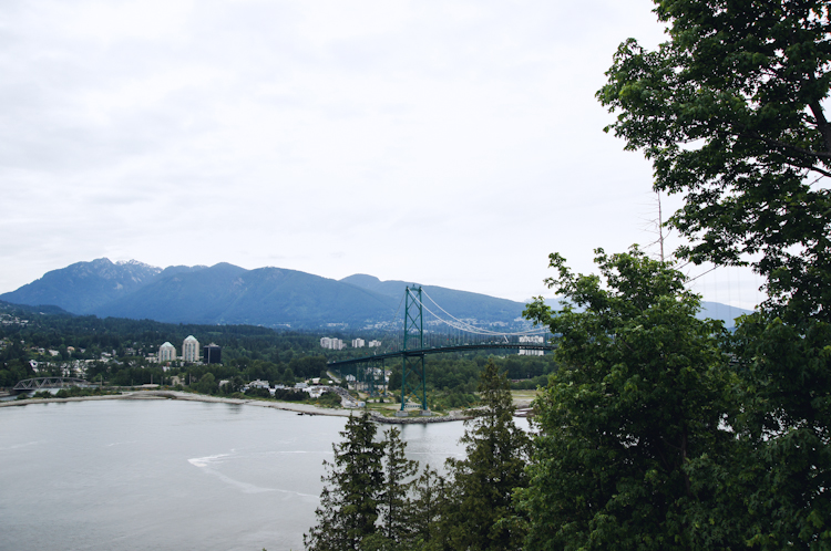 Prospect Point, Vancouver, BC