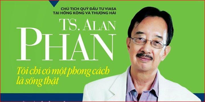 TS. ALan Phan: Bạn có ý tưởng khởi nghiệp. Hãy bắt đầu ngay!