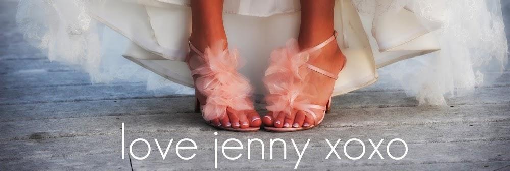 love jenny xoxo
