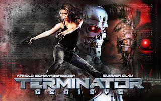 Al cinema da domani Terminator Genisys