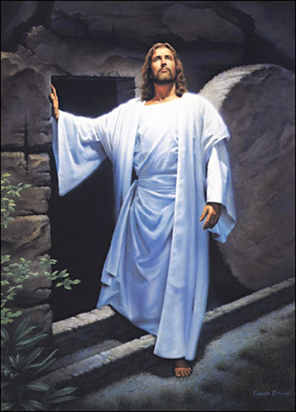 Christ is Risen Easter Greeting in Different Languages