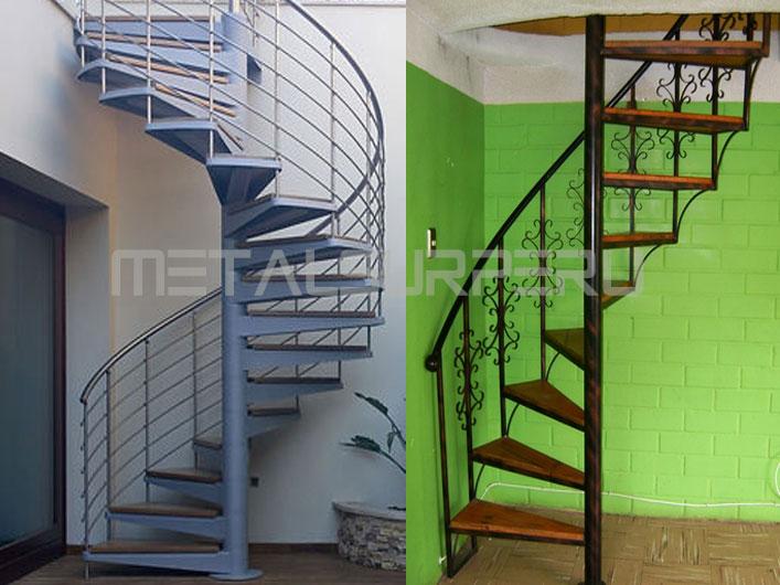 Casas prefabricadas arequipa metalsur peru - Escaleras de caracol metalicas ...