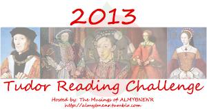 Tudor Reading Challenge 2013