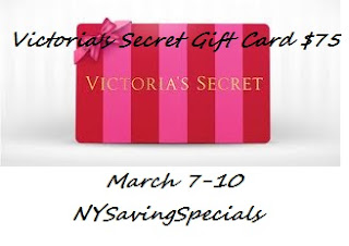 vs+gc2 $75 Victorias Secret Gift Card Giveaway (March 7th   March 10th)