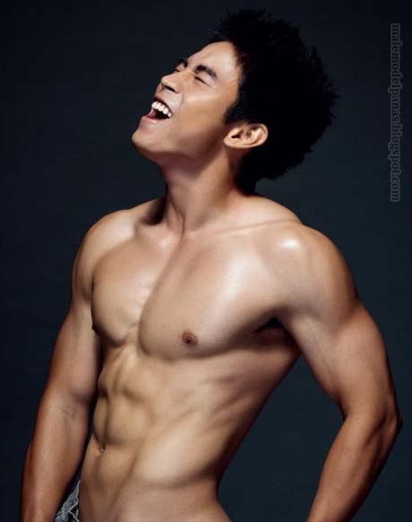 Cute Thai Male Model