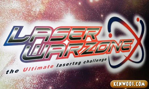 laser warzone i-city