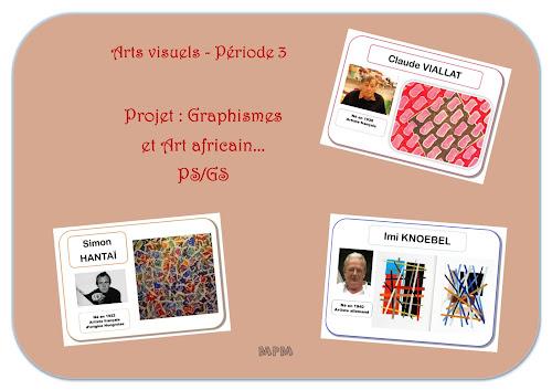 Projet Graphismes et Art africain en maternelle