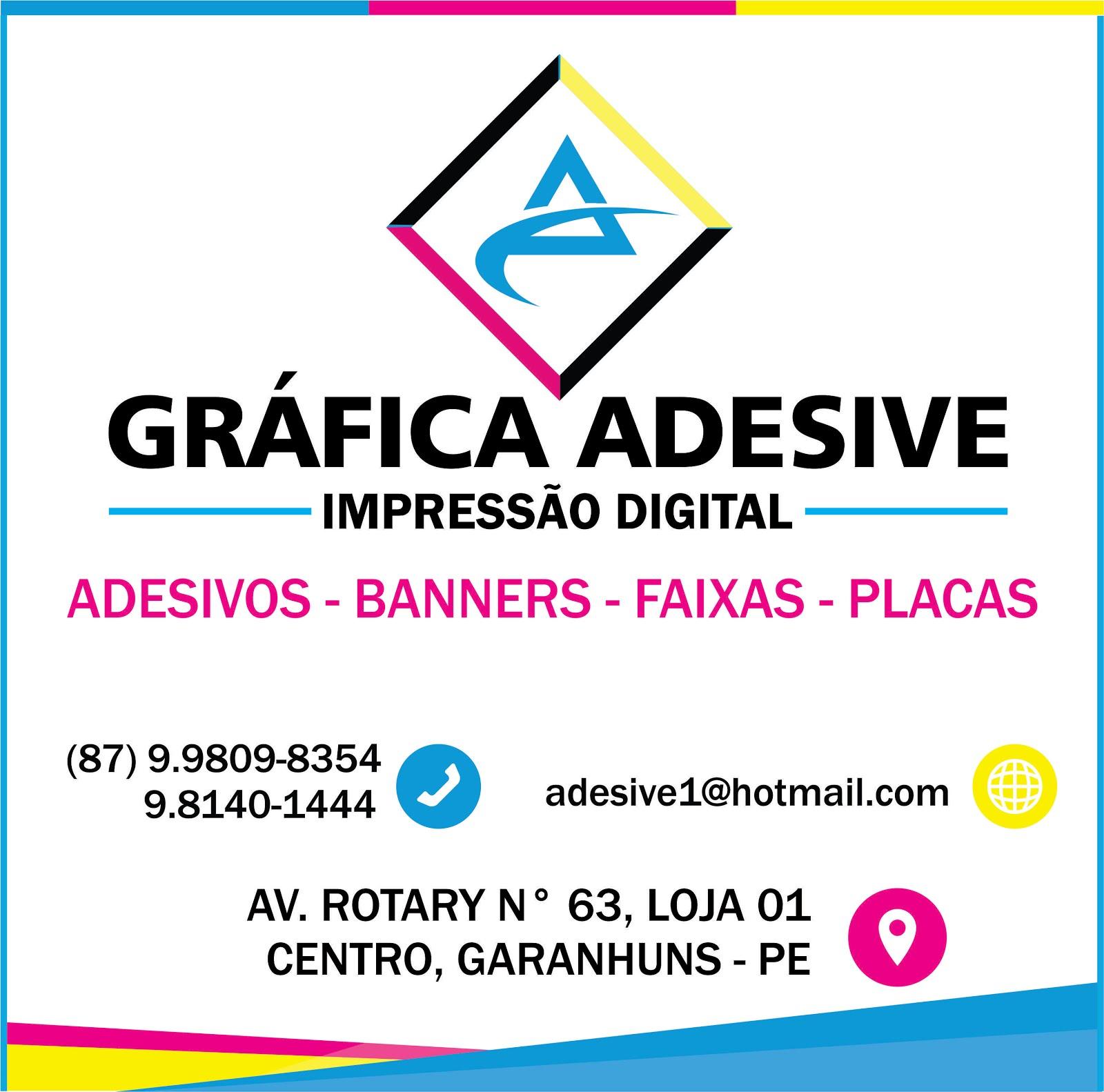 Gráfica Adesive