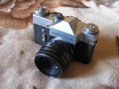 Зенит - мечта советского фотографа