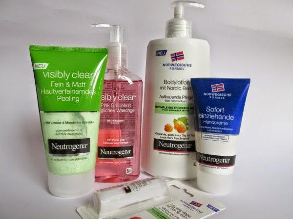 Beautypress Blogger Event - Goodie Bags - Neutrogena