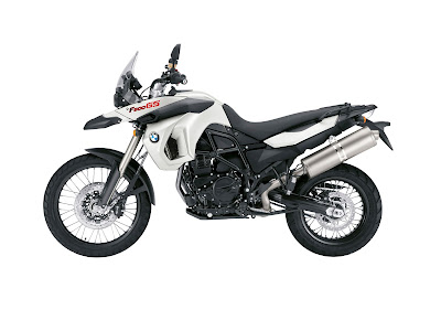 About Motorcycle  2010 BMW F800GS Review