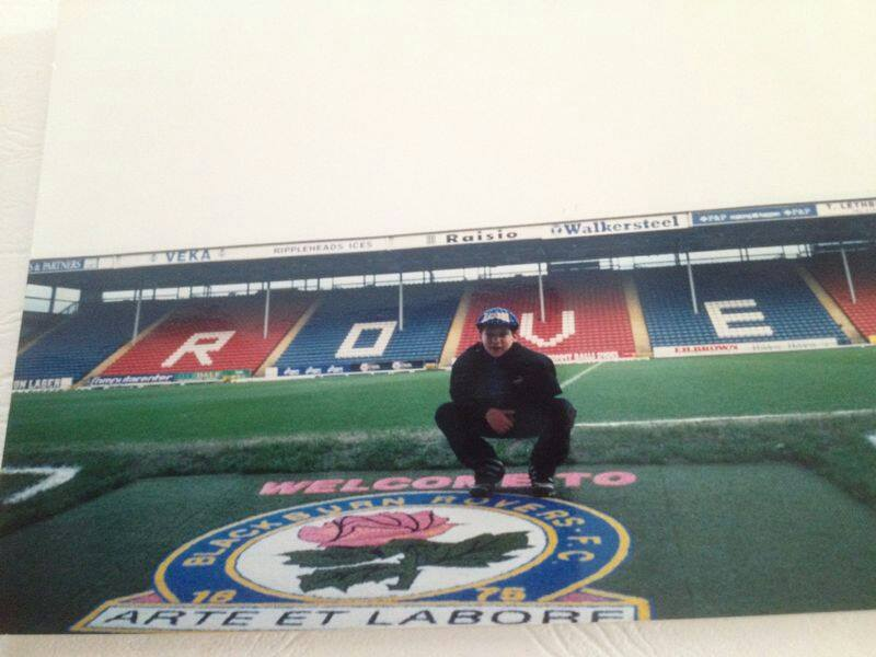 First trip to Ewood Park