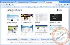 حل مشكل عدم ظهور صفحة favories google chrome