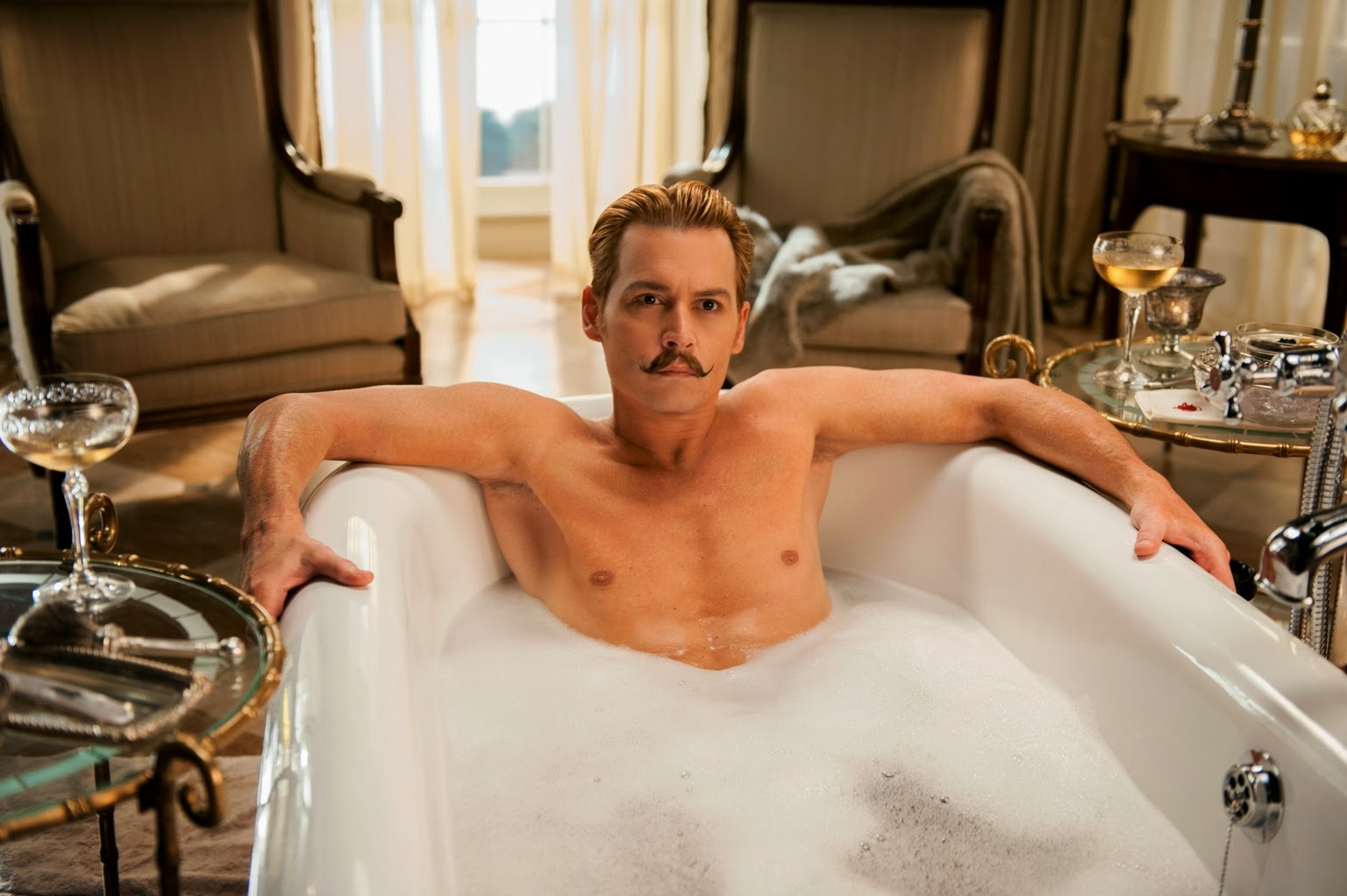 Johnny Depp - Mortdecai