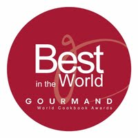 2º Lugar Mundial Best Blogger Cookbook