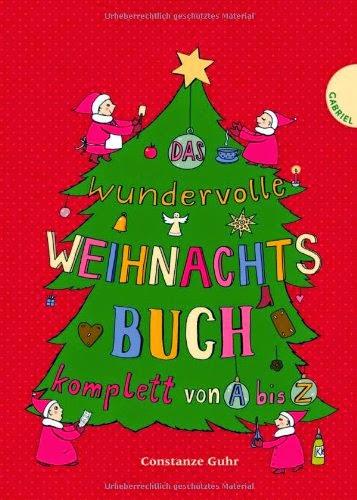 Das wundervolle Weihnachtsbuch