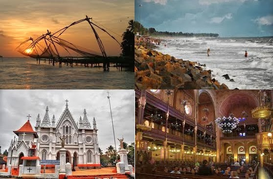 Tourist Attractions in Kochi